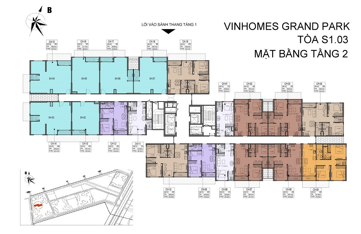 shophouse vinhomes grand park s1. 03