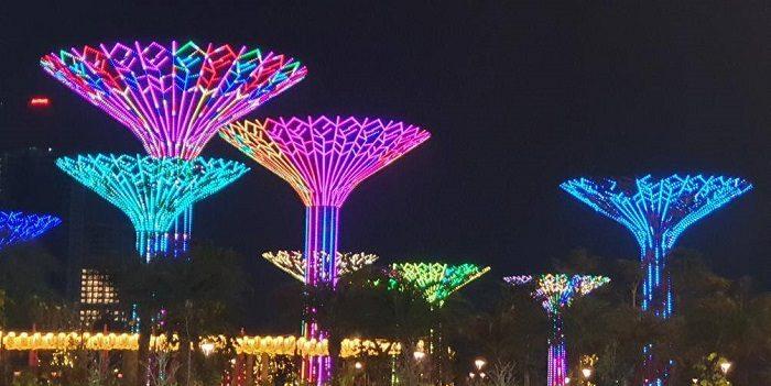 công viên ánh sáng