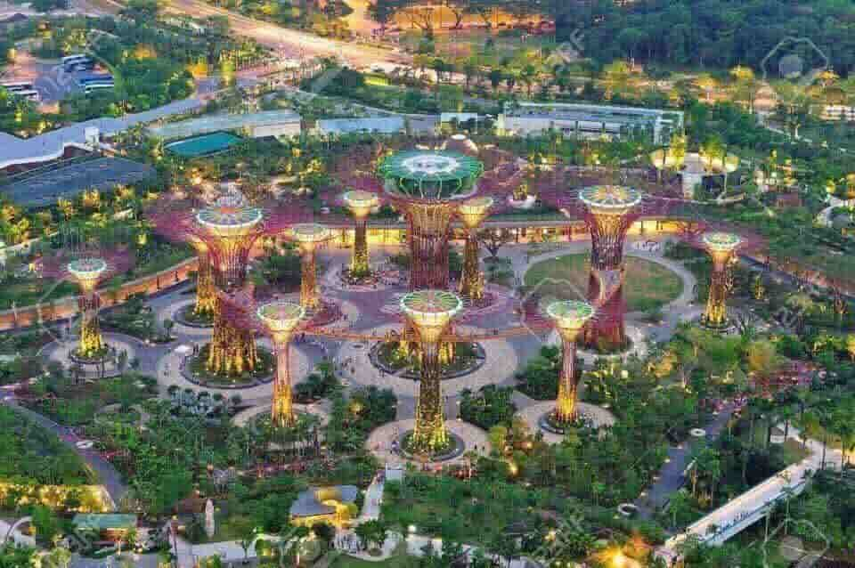 công viên grand park