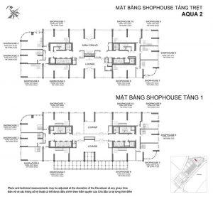 mat bang shophouse aqua 2