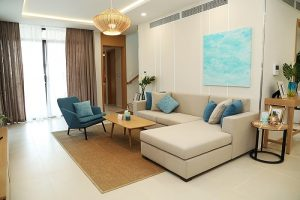 mat bang landmark service apartment