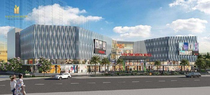 trung tâm thương mại mega mall