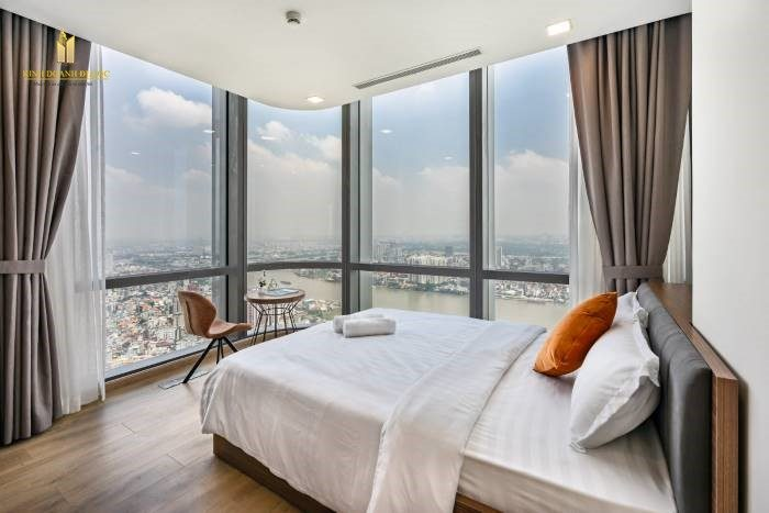 Giá thuê căn hộ Landmark 81