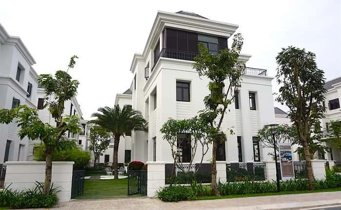biet thu the villas