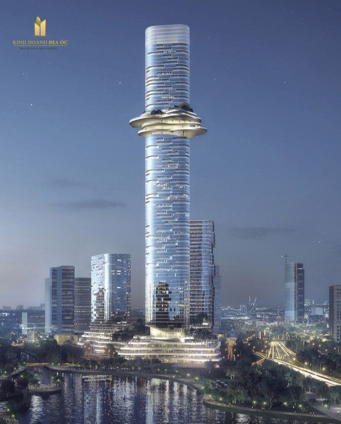 empire 88 tower