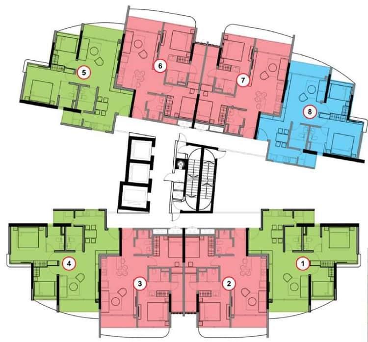 mat bang tang điển hình k3a kenton node