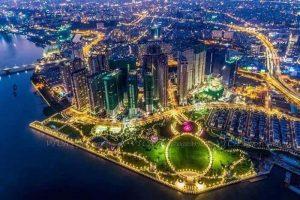 Diện Mạo Khu Đô Thị Ven Sông Sài Gòn Đang Thay Đổi
