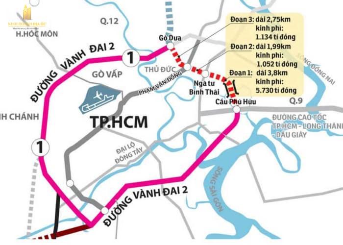 đường vành đai 2 tp.hcm