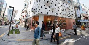 Giới Siêu Giàu Hàn Quốc Và Shophouse Thương Mại