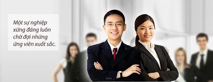 tuyển nhân viên bất động sản