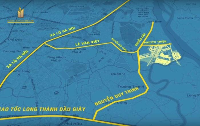 địa chỉ vinhomes grand park ở đâu