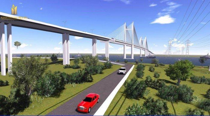 Phương án đền bù giải phóng mặt bằng dự án xây dựng cầu Cát Lái