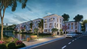 Biệt Thự Vinhomes Grand Park – The Manhattan Glory
