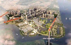 dự án vincity grand park
