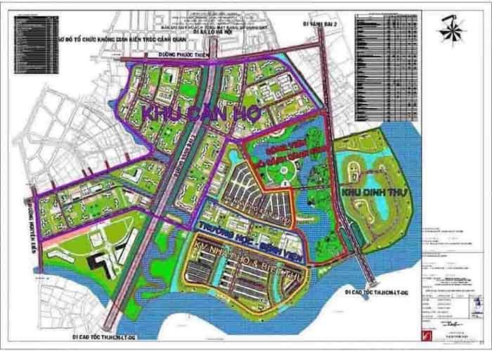 mặt bằng dự án căn hộ vincity quận 9