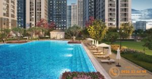 Phân Khu The Middle – Vinhomes Grand Park