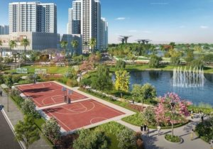 Phân Khu The Resort – Vinhomes Grand Park