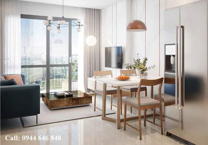 bán căn hộ 3 phòng ngủ vincity grand park