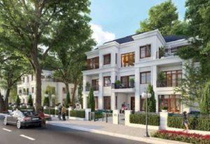 dự án central house