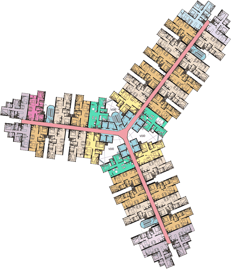 mat bang metro star quận 9