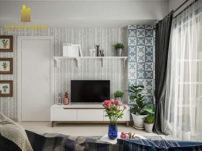 thiết kế căn hộ masteri