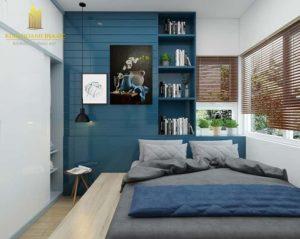 thiết kế nội thất căn hộ masteri thảo điền 3 phòng ngủ