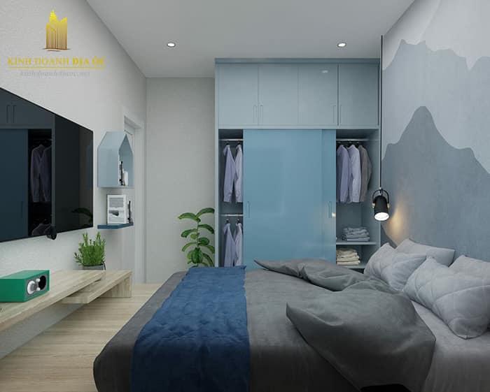 thiết kế nội thất căn hộ quận 2