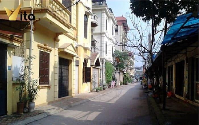 bán nhà đường huỳnh khương an