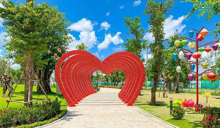 con đường tình yêu tại masterise homes
