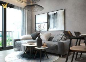 thiết kế căn hộ viva riverside quận 6