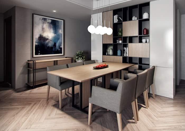 thiết kế phong cách minimalism