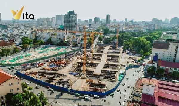 Dự án nhà ga Bến Thành