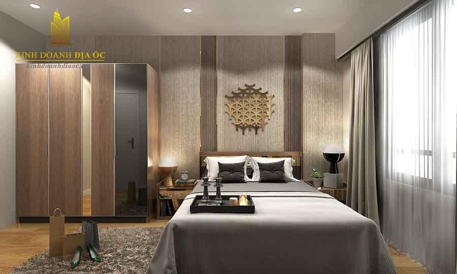 thiết kế nội thất căn hộ vincity grand park
