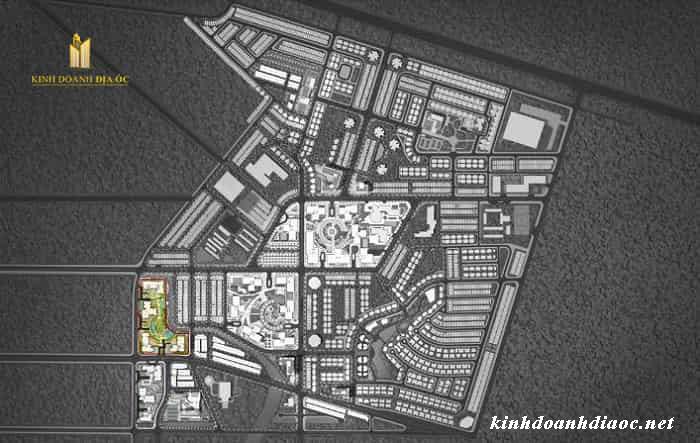 vị trí khu ct3 dự án laimian city