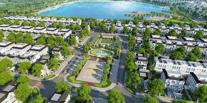 Nha pho Vinhomes Grand Park
