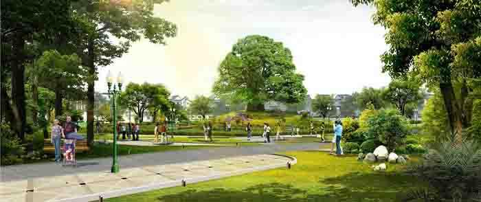 công viên grand forest 36ha