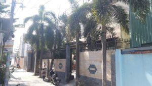 Bán Biệt Thự Đường TL04, P.Thạnh Lộc Q.12 400m2 HXH