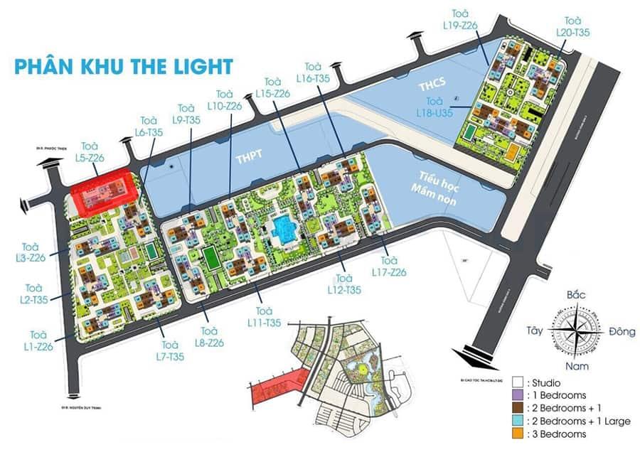 tòa l5 the light