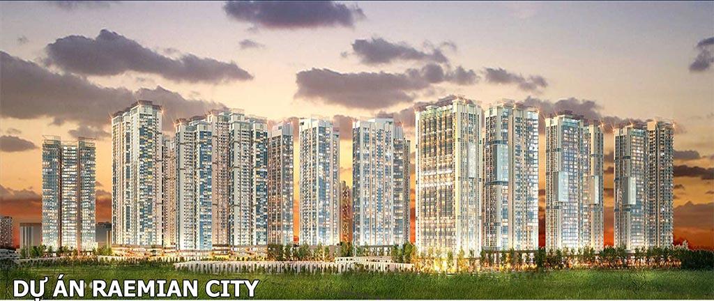 Dự án Raeminan City Quận 2