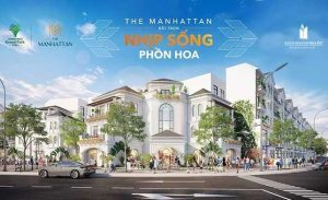 Nhà Phố Vinhomes Grand Park – The Manhattan