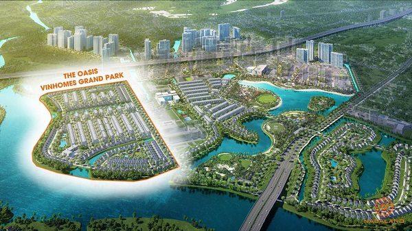 phan khu the oasis