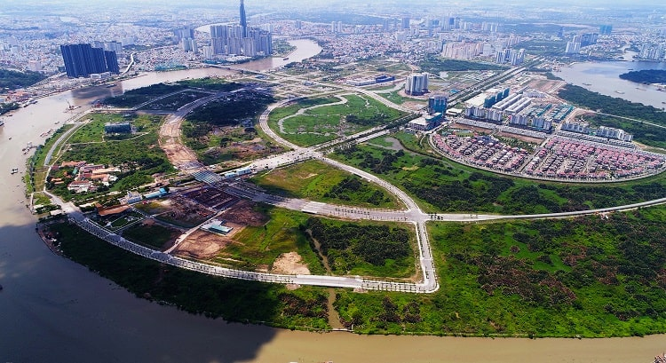 Dự án khu đô thị sáng tạo
