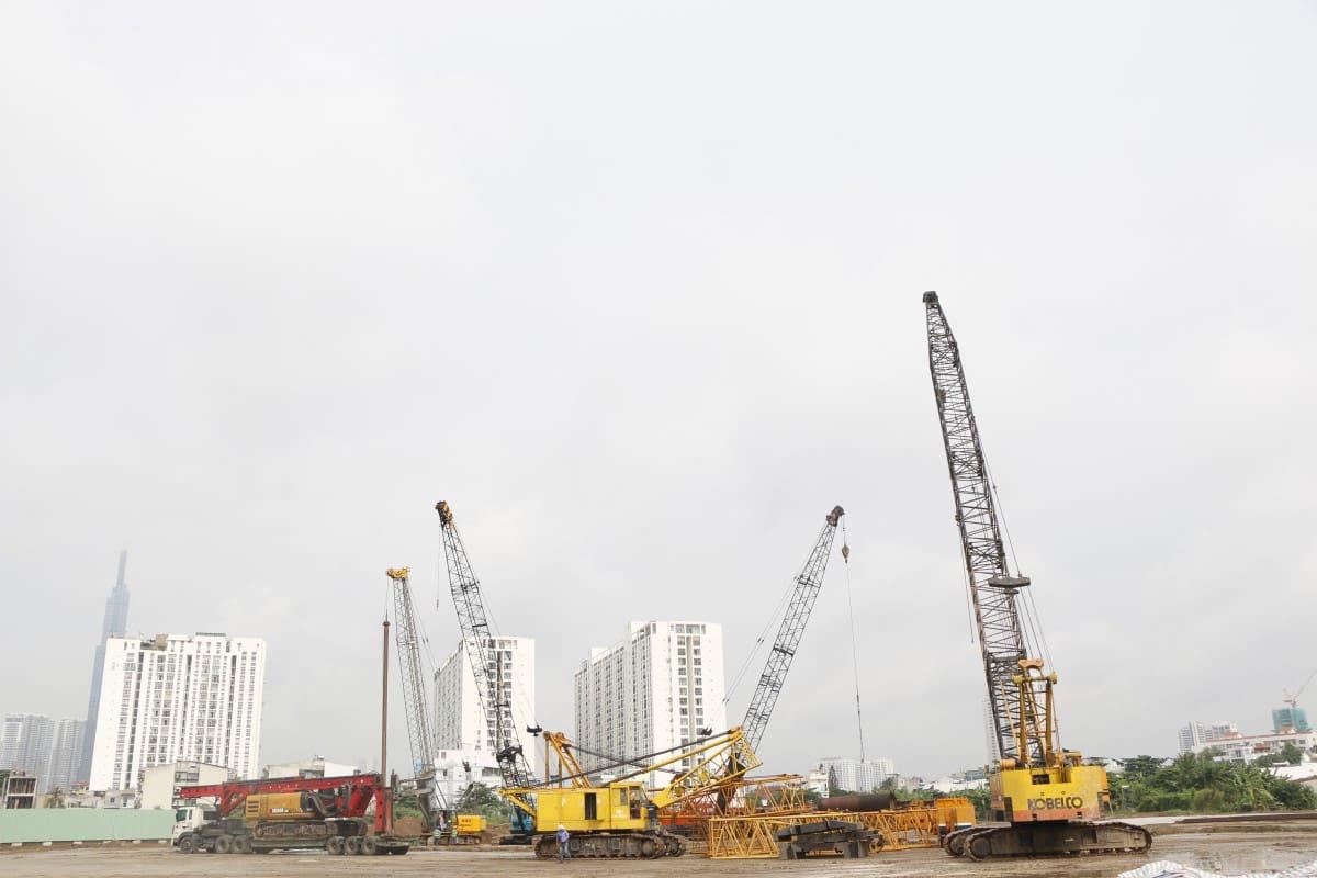 động thổ dự án Raemian City