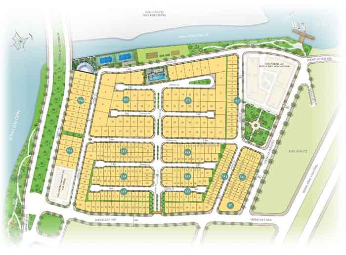 bán đất dự án saigon mystery villas