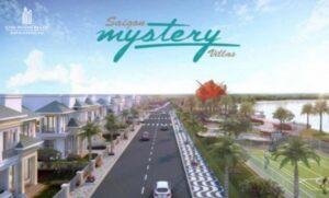 Bán Đất Nền Biệt Thự Saigon Mystery Villas Quận 2, Đông Nam 7×20