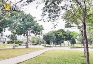 Bán Biệt Thự Mặt Tiền Đường Cao Đức Lân, An Phú, Quận 2