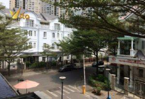 Bán Biệt Thự Saigon Pearl Khu Compound Bên Sông Quận Bình Thạnh