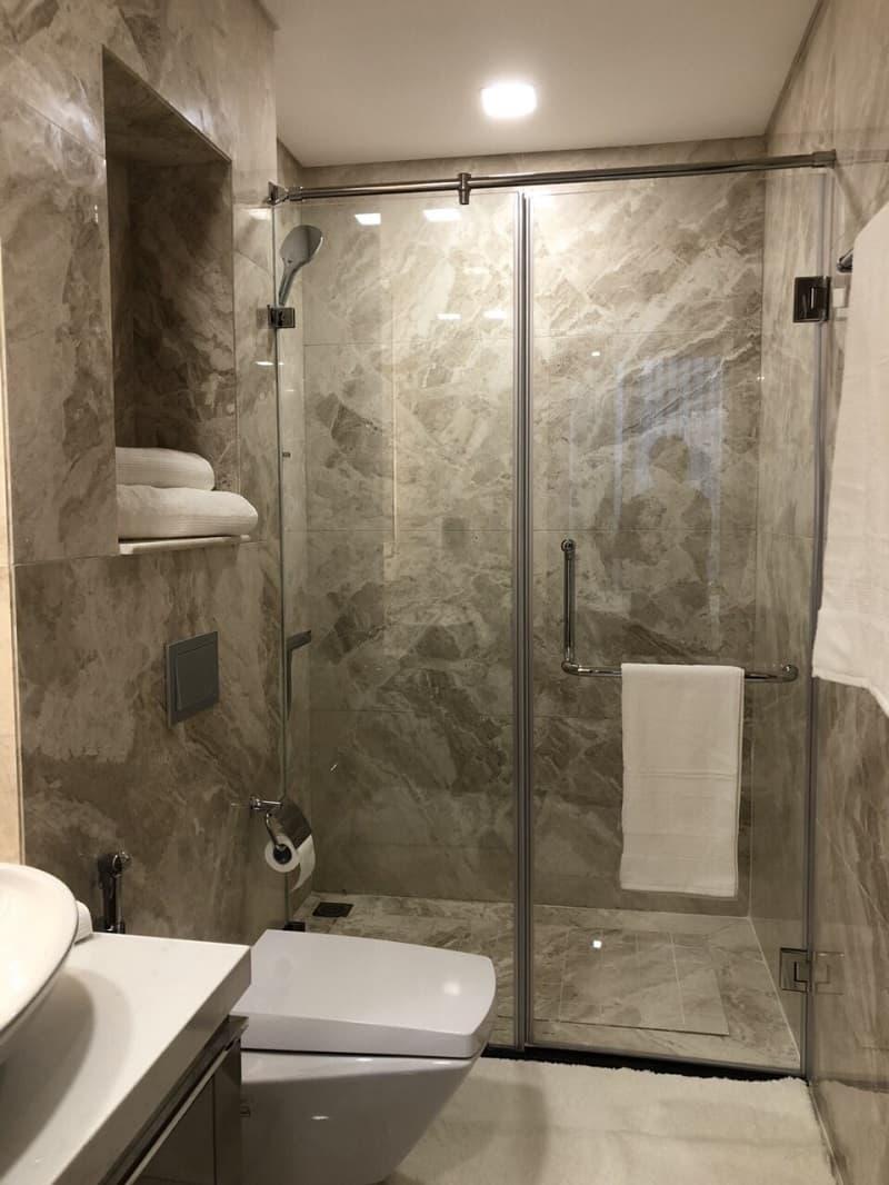 căn hộ Landmark 81 2 phòng ngủ WC