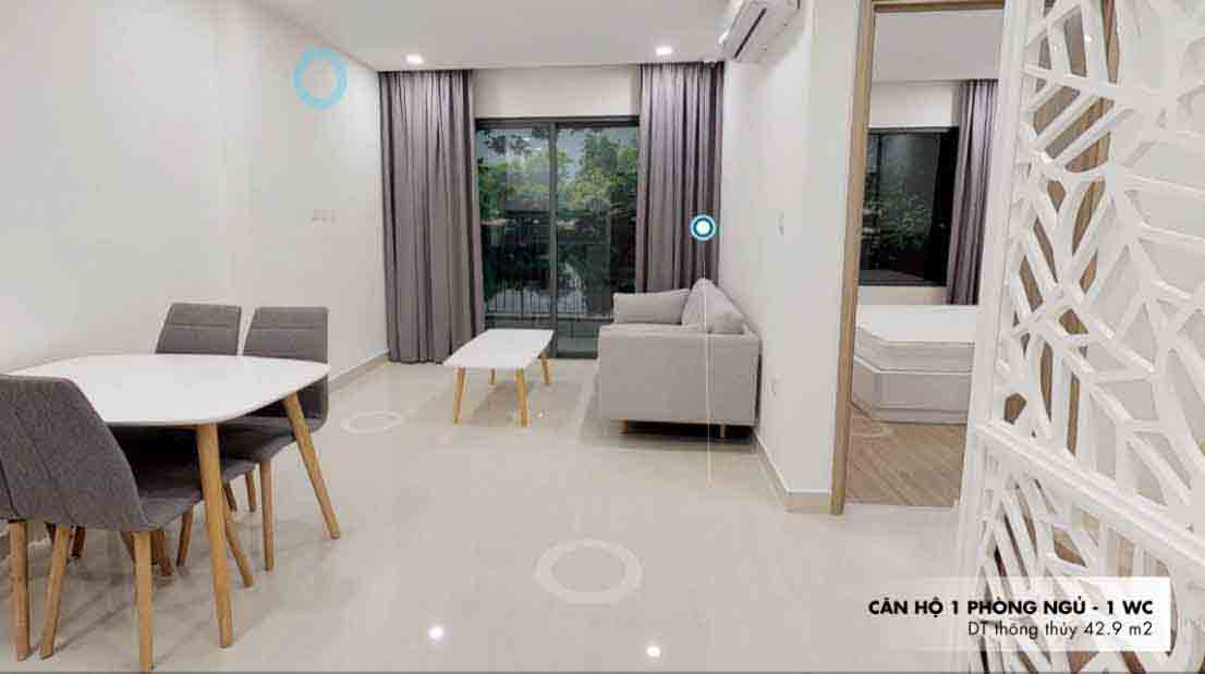 can ho vinhomes grand park 1+1