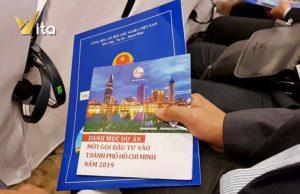 Hội Nghị Xúc Tiến Đầu Tư 2019, TP.HCM Công Bố Loạt Dự Án